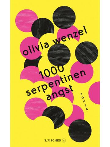S. Fischer 1000 Serpentinen Angst