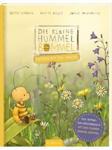 Ars edition Die kleine Hummel Bommel entdeckt die Wiese