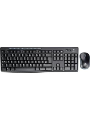 Logitech Logitech MK 270 Cordless Desktop black