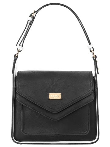LYDC London Handtasche in schwarz