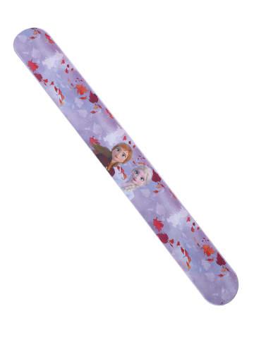 Six Click-Clack-Armband mit Frozen Anna-Motiv in lila