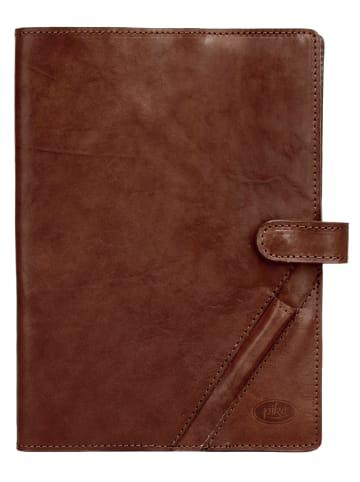 Piké Tagebuch/ Notizbuch LEONARDO in braun
