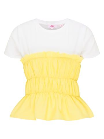 MyMo T-Shirt in Zitrone