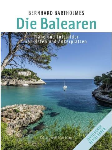 Delius Klasing Die Balearen   Pläne und Luftbilder von Häfen und Ankerplätzen