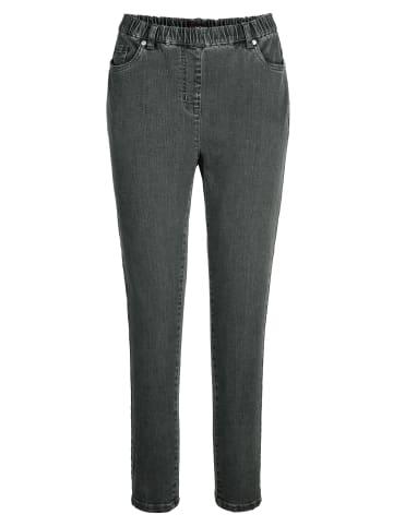 MIAMODA Jeggings in Grey