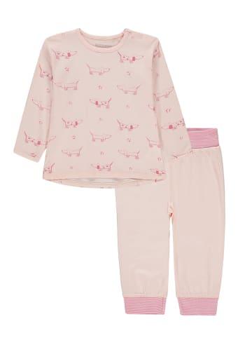 Bellybutton Schlafanzug 2tlg. DOG in pink salt