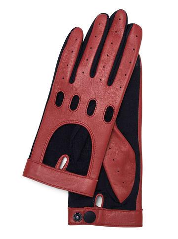 Kessler Handschuhe Mia Driver in crimson