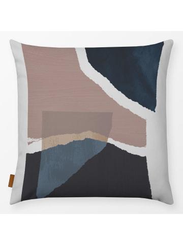 """Textilwerk.com Kissen """"Pieces 13"""" in Bunt"""