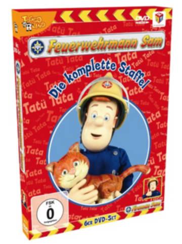 Just Bridge Entertainment DVD Feuerwehrmann Sam - Die komplette Staffel