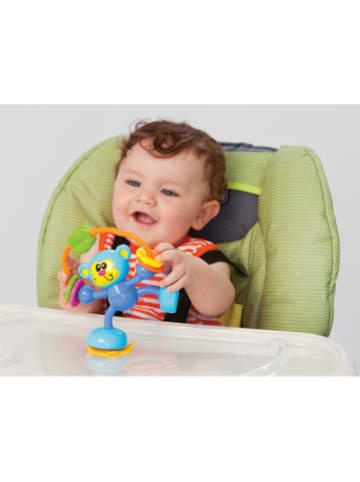 Infantino Hochstuhlspielzeug Affe