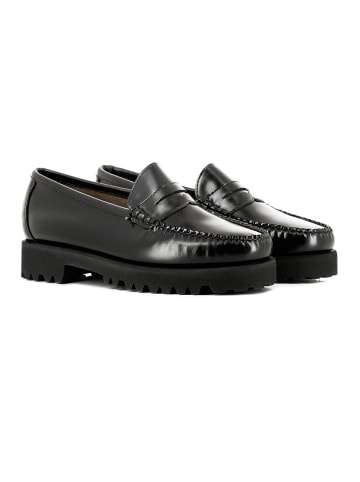 G.H. Bass & Co. Loafer Weejuns Easy 90s Penny in Black Leather