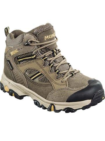 MEINDL Schuhe Tampa Junior Mid GTX in braun / mais