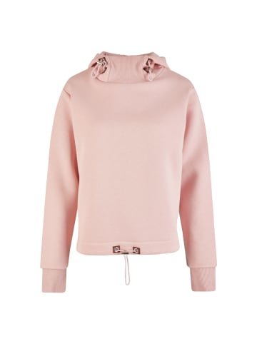 Vestino Kapuzen-Sweatshirt in rosa