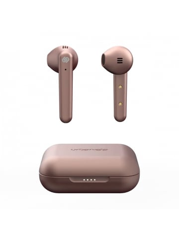 "Urbanista In-Ear Kopfhörer - Wireless ""Stockholm Plus Rose Gold""  in pink"