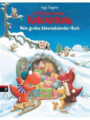 Cbj Verlag Der kleine Drache Kokosnuss - Mein großes Adventskalender-Buch