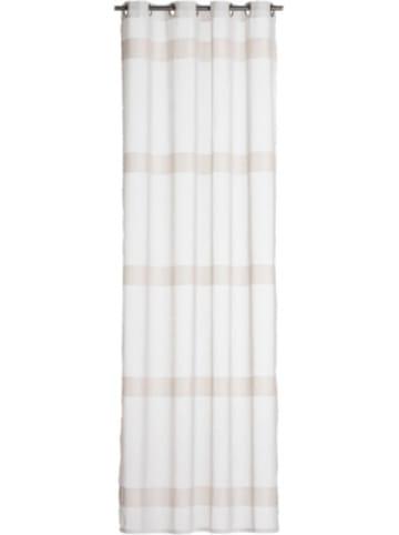 """Gözze Vorhang mit Ösen """"La Paz"""" 140x245 cm"""