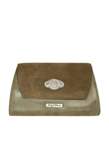 Lady Edelweiss Trachtentasche 17501 oliv
