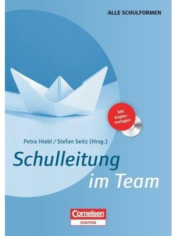 Cornelsen Verlag Schulleitung im Team | Buch mit Kopiervorlagen auf CD-ROM