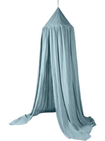 Sebra Betthimmel, blau, 50x240 cm
