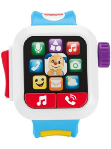 Mattel Fisher-Price Lernspaß Smart Watch, Baby-Spielzeug, Lernspielzeug