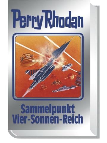 MOEWIG Perry Rhodan 134. Sammelpunkt Vier-Sonnen-Reich