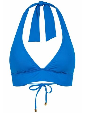 Lauren Ralph Lauren Bikinioberteil in Blau