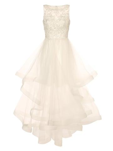 LAONA Abendkleid in weiß