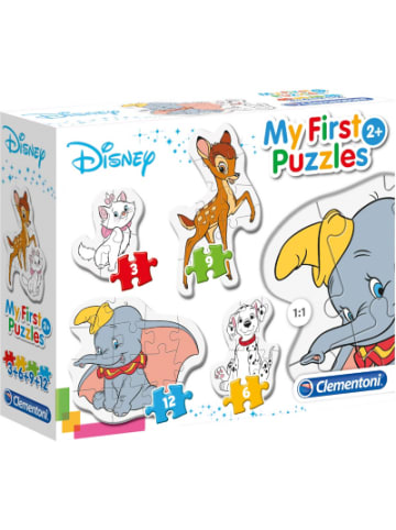 Clementoni My first Puzzles - Tierische Freunde