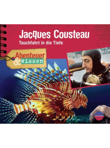 HEAD ROOM Jacques Cousteau, 1 Audio-CD