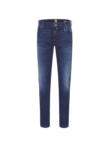 Meyer Slim-Fit-Jeans in marine