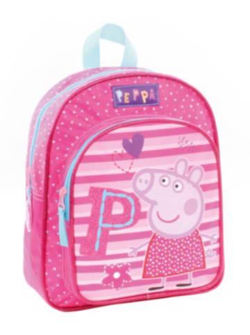 VADOBAG Kinderrucksack mit Vortasche Peppa Pig