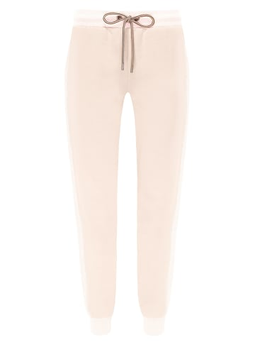 Jockey Hose lang Relaxed Lounge in Rose Dust