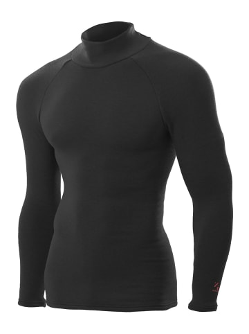 ZEROFIT Funktionsshirt HEATRUB ULTIMATE in Schwarz