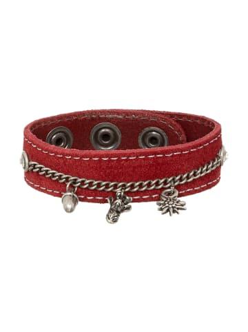 Sima Armband 19-3705 Velour rot