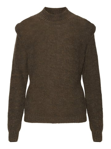 A-View Strickpullover Karlo in military olive