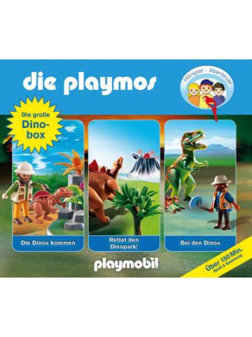 Edel CD Die Playmos - Die Große Dino-Box