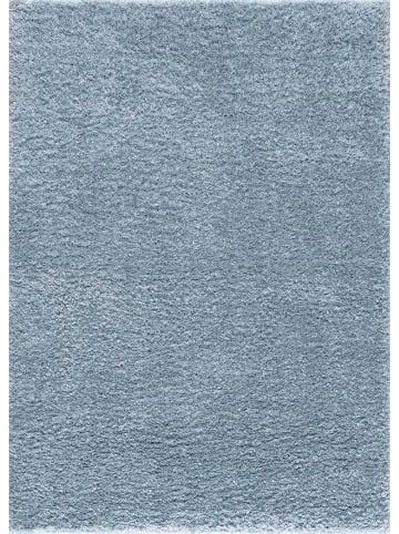 Livone Kuschelteppich LUXURY in blau