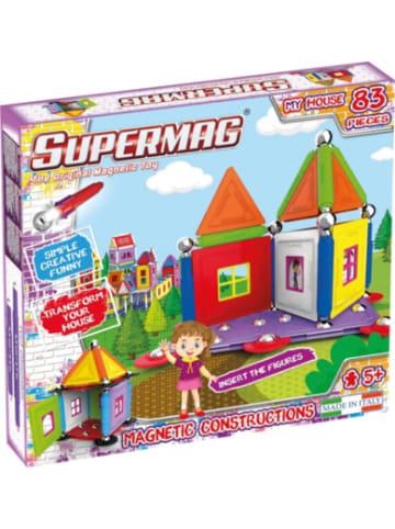 SUPERMAG House, 83 Teile