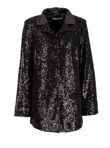 HELMIDGE Jackenblazer Jacket in schwarz