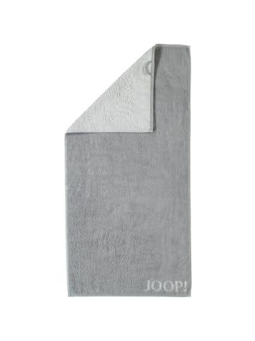 JOOP! Handtücher Classic Doubleface 1600 in silber - 76