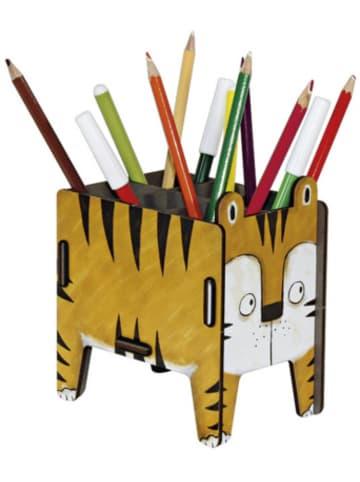 WERKHAUS® Stiftebox Vierbeiner - Tiger