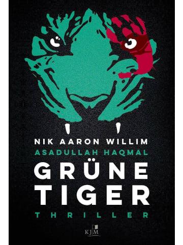 KJM Buchverlag Grüne Tiger   Thriller