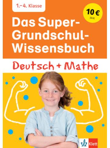 Klett Kinderbuch Klett Das Super-Grundschul-Wissensbuch Deutsch und Mathematik 1. - 4. Klasse