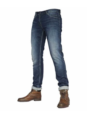 PME Legend Slim Fit Jeans in blau