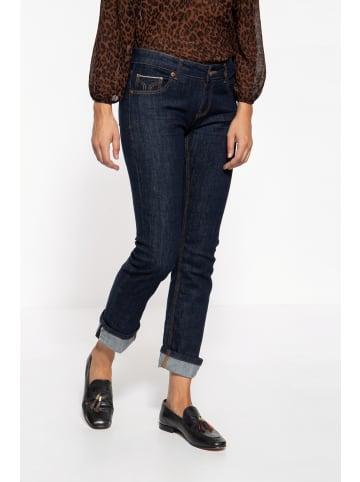 ATT Jeans ATT Jeans ATT JEANS Damen Red Selvage-Jeans Stella in dunkelblau
