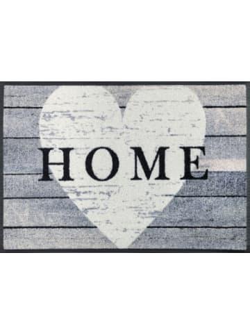 "Wash+dry Fußmatte ""Design Heart at Home"" 50x75 cm cm"