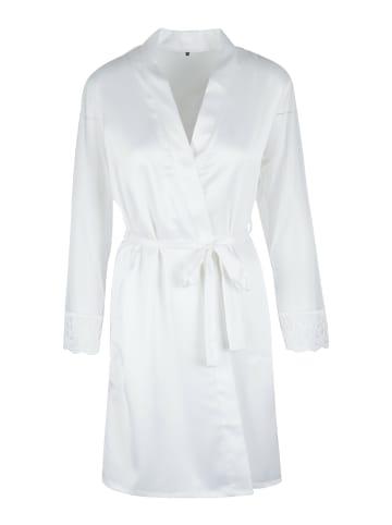 Linga Dore Kimono in Weiß