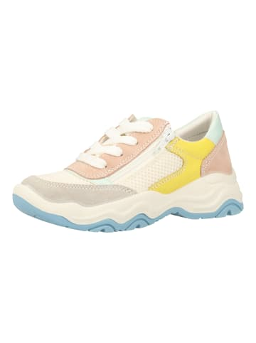 Bama Teens Sneaker in Weiß/Rosa