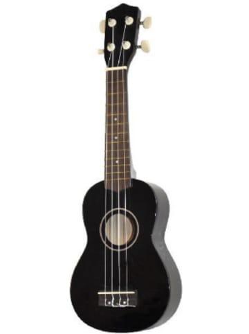 Voggenreiter Mini-Gitarre (Ukulele) Black