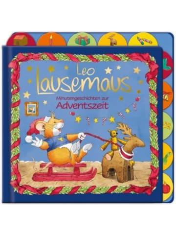 Lingen Verlag Leo Lausemaus - Minutengeschichten zur Adventszeit
